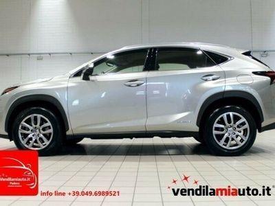 usata Lexus NX300h Hybrid 4WD Executive (SEDE DI PADOVA)