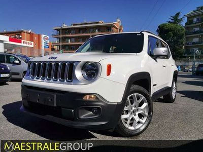 "usata Jeep Renegade 1.6 MJT LIMITED MY18 -NAVI 8.4""-PELLE-BLINDSPOT"