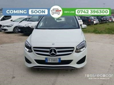 usata Mercedes B180 d Automatic Executive rif. 13428321