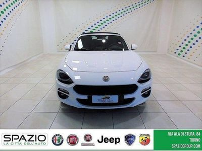 brugt Fiat 124 Spider 1.4 m-air Lusso usata a Torino