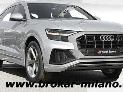 brugt Audi Q8 50 TDI 286 CV quattro S-Line - Listino 107.000€