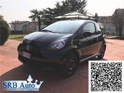 usata Toyota Aygo 1.0 FRIZIONE NUOVA * CLIMA * BLUETOOTH