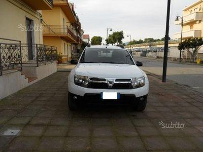 usata Dacia Duster 4x4 1.5 dci 4wd 110cv