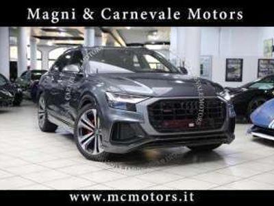 usata Audi Q8 SPORT - IBRIDA - IVA ESPOSTA - GRIGIO DAYTONA PERL