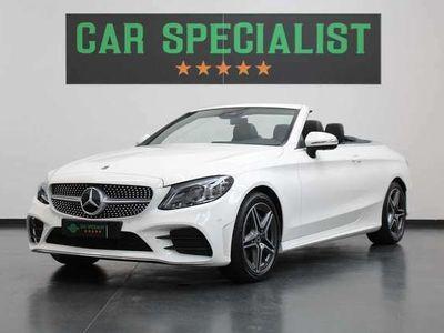 usata Mercedes C300 E Cabrio EQ-Power Premium
