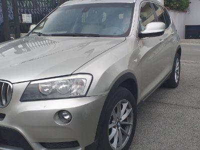 usado BMW X3 2.0 tdi