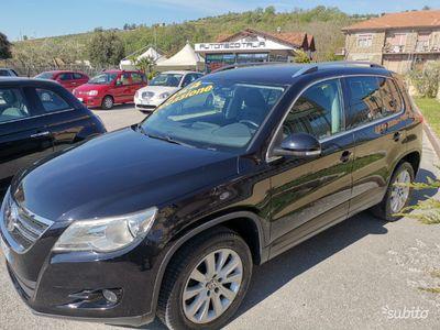 używany VW Tiguan 2.0 tdi. 143 cv 4 motion