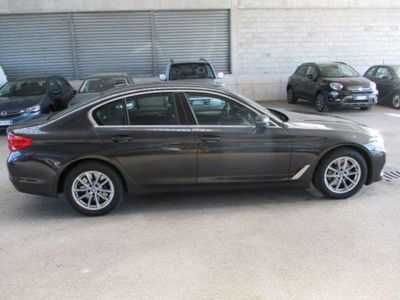usata BMW 530 Serie 5 d Business Auto 4 PORTE BERLINA