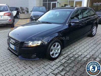usata Audi A4 avant 2.0 tdi Ambiente Fap