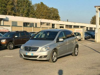 usata Mercedes B180 B 180 NGT BlueEFFICIENCY ExecutiveNGT BlueEFFICIENCY Executive