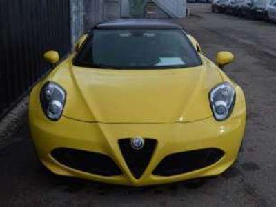usata Alfa Romeo 4C 1750 TBi Spider Aut. 240CV KM.0 Benzina