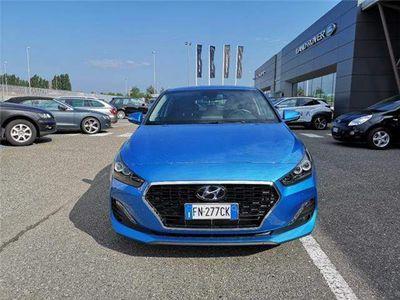 brugt Hyundai i30 1.4 t-gdi dct 140 cv fastback style