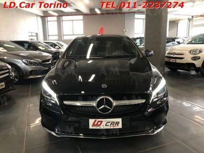 begagnad Mercedes CLA180 sport