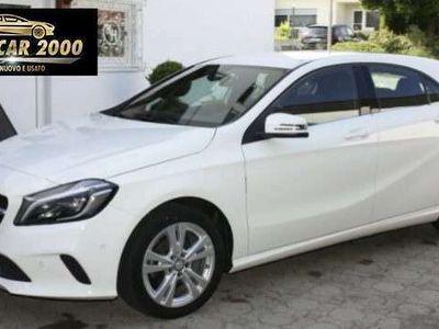 usata Mercedes A180 d Sport EU6/NAVI/LED/PDC/GARANZIA 24 MESI