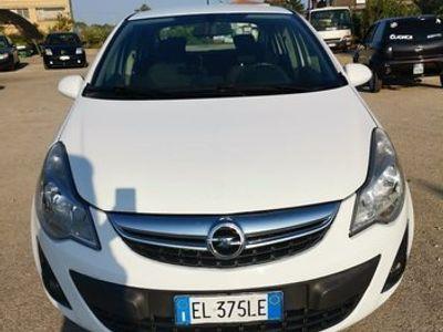 usata Opel Corsa 1.2 GPL unico proprietario 2012