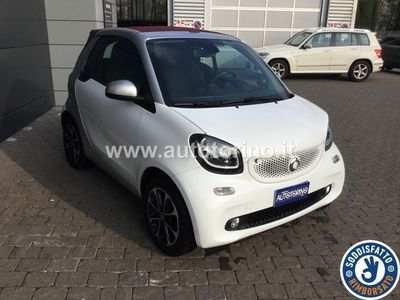 second-hand Smart ForTwo Cabrio FORTWO 0.9 t. Passion 90cv twinamic