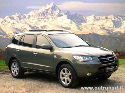 używany Hyundai Santa Fe 2.2 CRDi VGT Active Top 5 p.ti