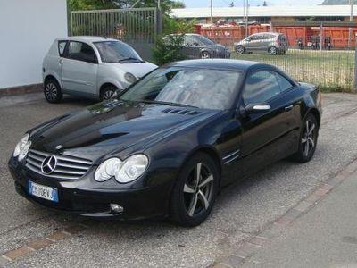 usata Mercedes SL350 - 2005 NERA 76000KM!!!
