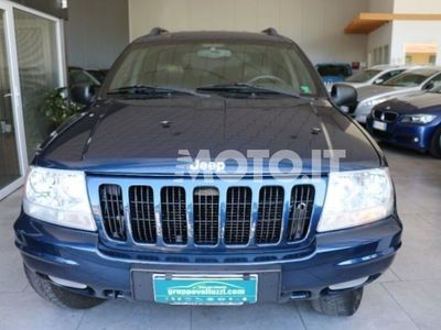 used Jeep Grand Cherokee 3.1 TD Limited TESTATE RIFATTE A 179000 KM
