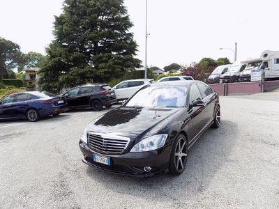 usata Mercedes S350 CDI 4M. carl benz