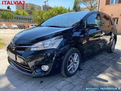 usata Toyota Avensis Verso 1.6 D-4D Style NAVI RETROCAMERA UNICO PROPRIETARIO Roma