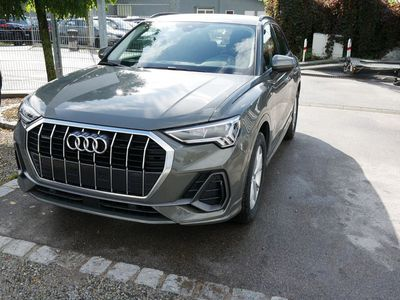 usata Audi Q3 35 Tdi Dpf Quattro S-line Exterieur * Mmi Navi Plus * Led * Virtual Cockpit * Pdc * Shzg
