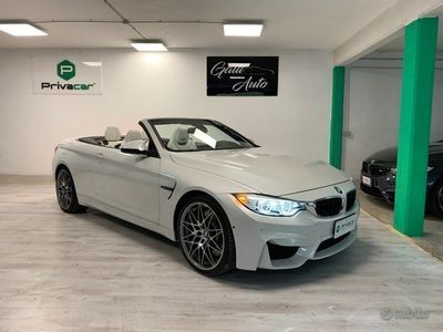 usata BMW M4 Cabriolet Competiton package