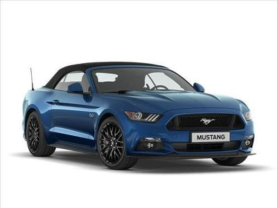 gebraucht Ford Mustang GT Mustang Convertible Convertible 5.0 V8 TiVCT