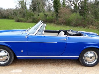 second-hand Fiat 1500 cabriolet