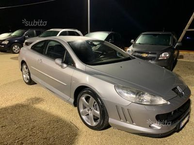second-hand Peugeot 407 Coupe 407 Coupé 2.7 V6 HDi Tecno