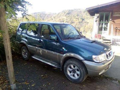 usata Nissan Terrano II 2.7 Tdi 5 porte Luxury