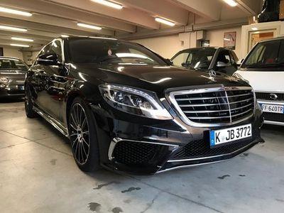 usata Mercedes S350 D AMG 65LOOK, Lunga listino € 165.527,00 GARANZI