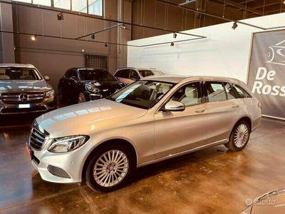 usata Mercedes C220 d S.W. Auto