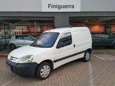 usata Peugeot Partner 1.6 16V HDi/90CV cat Furgone
