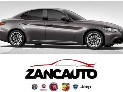gebraucht Alfa Romeo Giulia 2.2 Turbo Diesel 180CV AT8 Super USATO GARANTITO##