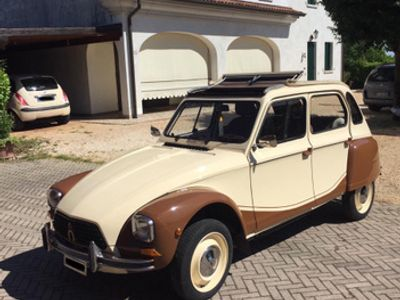 used Citroën 2CV - 1991