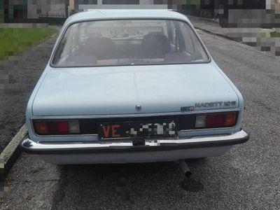 used Opel Kadett E - Anni 70