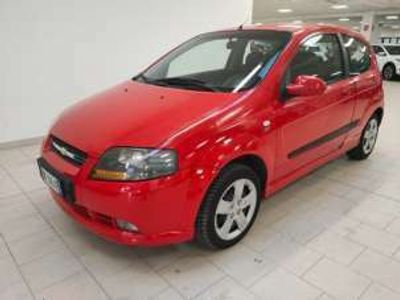 usata Chevrolet Kalos 1.2 3 porte SE GPL Eco Logic PER COMMERCIANTI!! Benzina/GPL