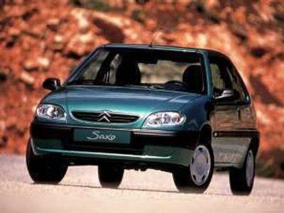 usata Citroën Saxo 1.1i cat 3 porte Elegance Benzina