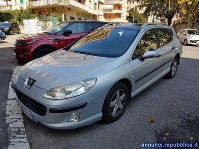 usado Peugeot 407 1.6 HDi SW Tecno rif. 10221635