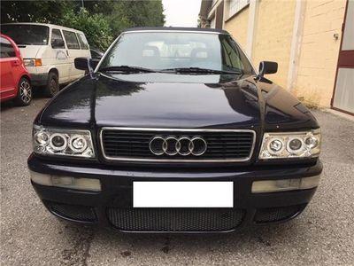 usata Audi 80 2.0 E cat CABRIO