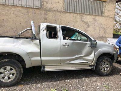 usata Toyota HiLux Hilux4X4 PER OPERATORI DEL SETTORE