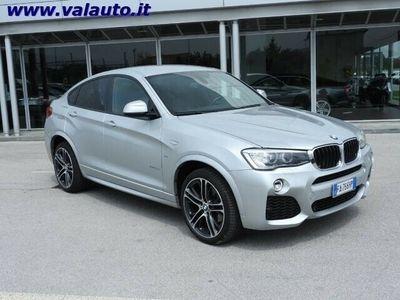 usata BMW X4 -- XDRIVE20 D M-SPORT