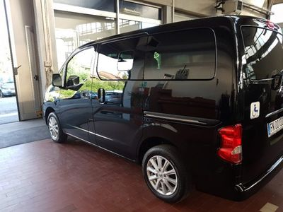 używany Nissan e-NV200 evalia 9 posti diesel
