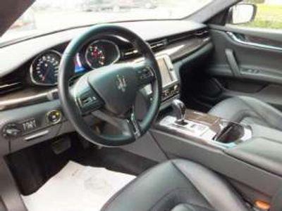 usata Maserati Quattroporte S Q4 Benzina