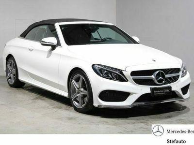 usata Mercedes C220 d Auto Cabrio Premium COMAND