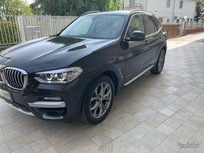 usata BMW 2000 x3 xline xdrive190cv