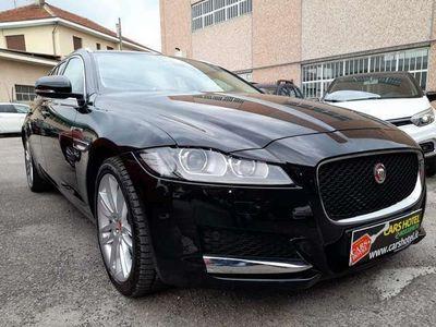 usata Jaguar XF Sportbrake 2.0 D 180 CV AWD aut. Prestige