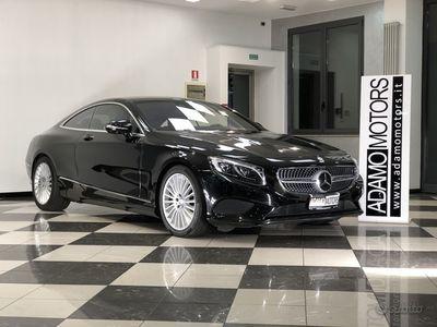 usata Mercedes S500 SEC Coupé 4Matic Premium DESIGNO