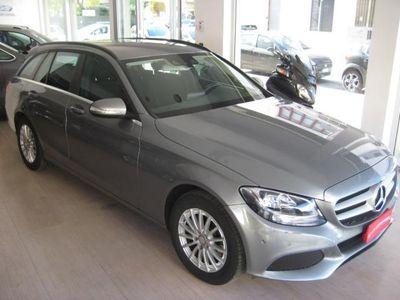 usata Mercedes C220 Classe C Station WagonD S.w. 4matic Automatic Business